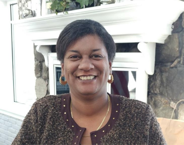 Keyana Wright President of Nassau NYAPT